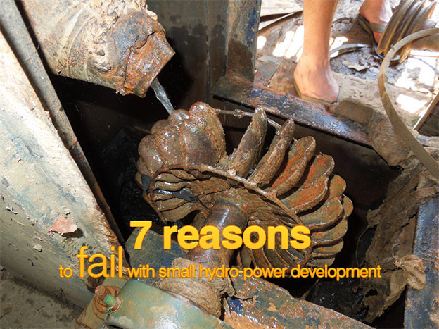 7-reasons-to-fail-with-small-hydro-power-development